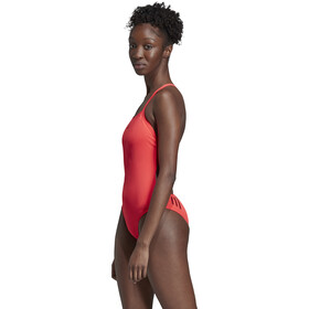 adidas Performance Swim Infinitex+ Swimsuit Women shock red/active marine